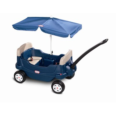 Little Tikes Cozy Crusin' Wagon with Umbrella