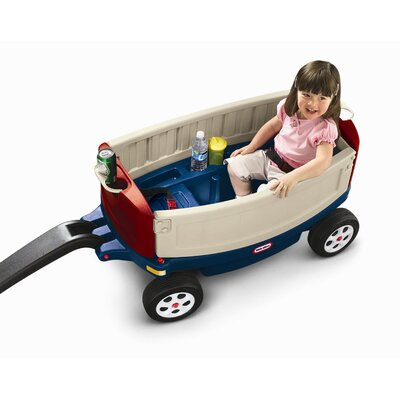 Little Tikes Ride & Relax Wagon Ride-On