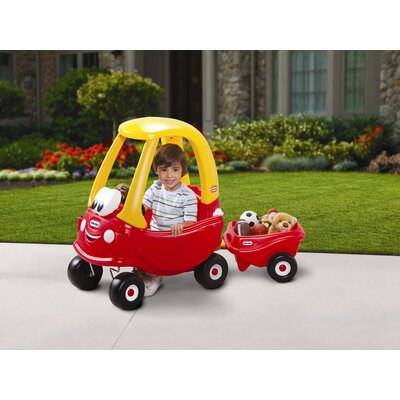 Little Tikes Cozy Coupe Trailer