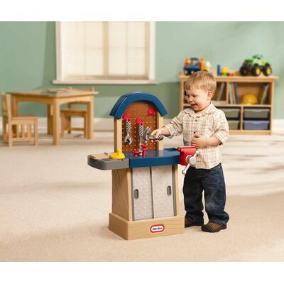 Little Tikes Tikes Tough Workshop