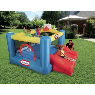 Little Tikes Jr. Sports 'n Slide Bouncer