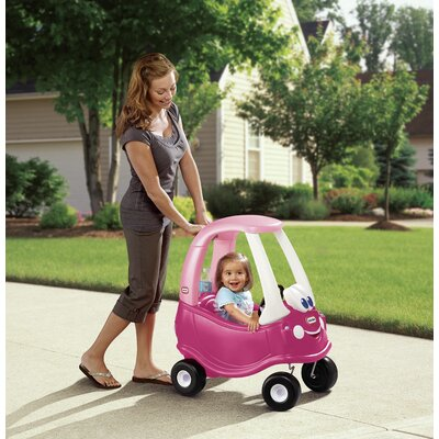 Little Tikes Princess Cozy Coupe Push Car