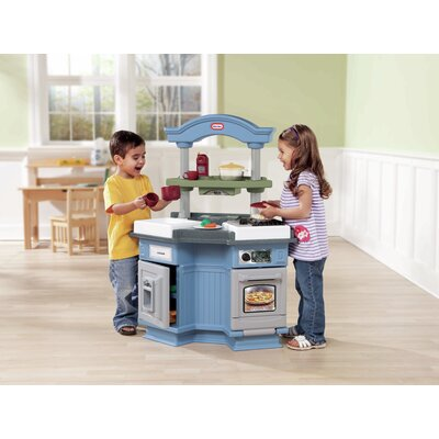 Little Tikes Sizzle 'n Pop Kitchen Set