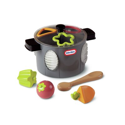 Little Tikes Lil' Cooks Shape Sorting Pot