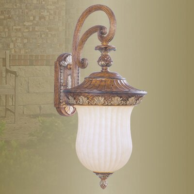 Livex Lighting Savannah Outdoor Wall Lantern