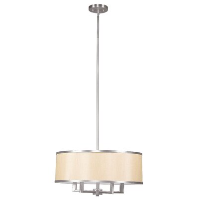Livex Lighting Park Ridge 4 Light Chandelier