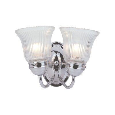 Livex Lighting Victoria 2 Light Vanity Light