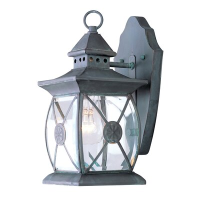 Livex Lighting Providence Outdoor Wall Lantern