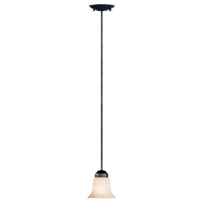 Livex Lighting 1 Light Mini Pendant