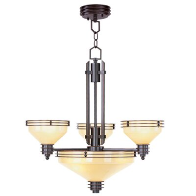 Livex Lighting Matrix 6 Light Chandelier