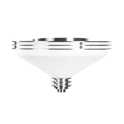 "Livex Lighting Matrix 3 Light 8"" Flush Mount"