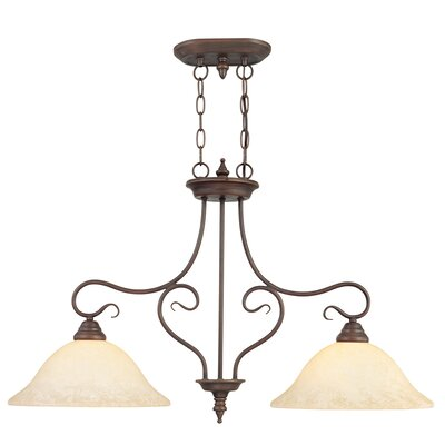 Livex Lighting Coronado  Kitchen Island Pendant
