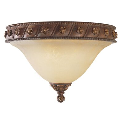 Livex Lighting Sovereign  Wall Sconce in Crackled Greek Bronze