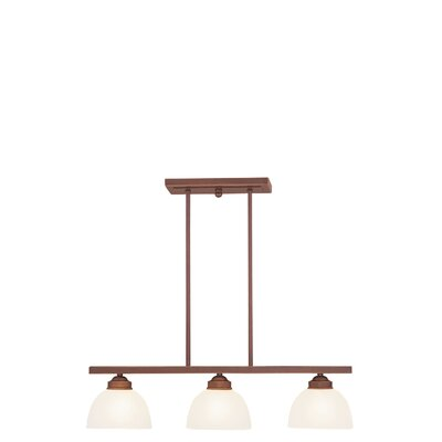 Somerset 3 Light Kitchen Island Pendant