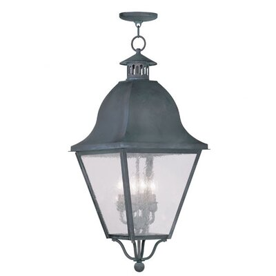 Amwell 4 Light Foyer Pendant
