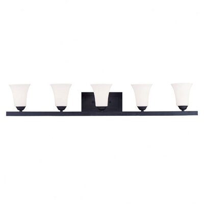 Livex Lighting Ridgedale 5 Light Bath Vanity Light