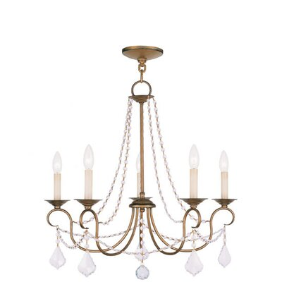 Pennington 5 Light Chandelier