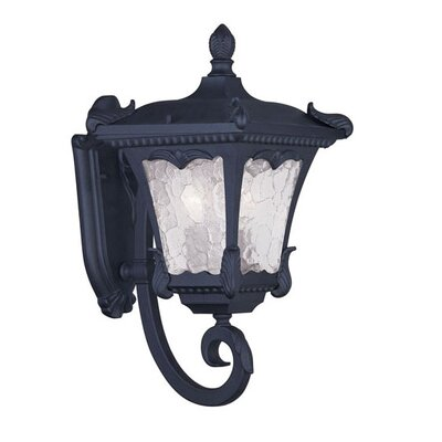 Livex Lighting Millstone 2 Light Outdoor Wall Lantern