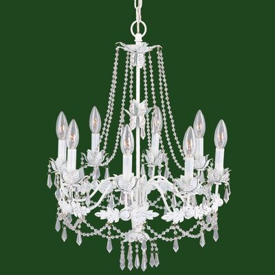 Athena 8 Light Chandelier