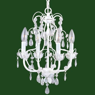 Athena 4 Light Chandelier