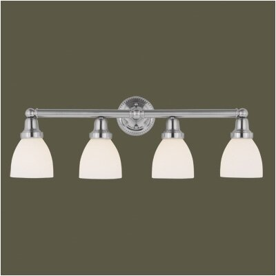 Livex Lighting Classic 4 Light Bath Vanity Light