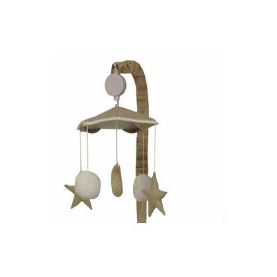 Bebe Chic Riley Musical Crib Mobile