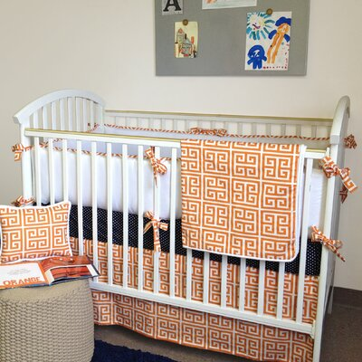 Bebe Chic Alex 4 Piece Crib Bedding Collection