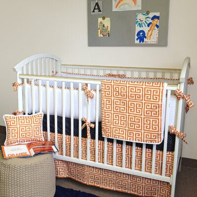 Bebe Chic Alex 3 Piece Crib Bedding Collection