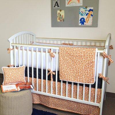 Bebe Chic Alex 3 Piece Crib Bedding Collection