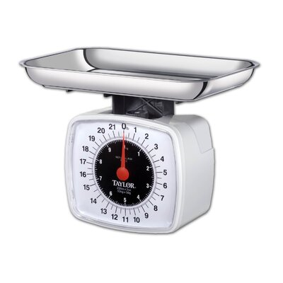 Taylor 22 lbs. Kitchen Scale