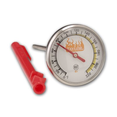 Taylor Weekend Warrior Instant Read Thermometer