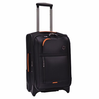 "Traveler's Choice Birmingham 21"" Suitcase"