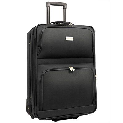 "Traveler's Choice Voyager 25"" Expandable Wheeled Upright"