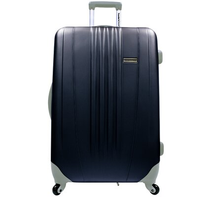"Traveler's Choice Toronto 29"" Expandable Hardside Spinner Luggage in Black"