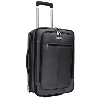 "Traveler's Choice Siena 21"" Hardsided Rolling Upright"