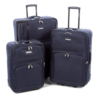 <strong>Traveler's Choice</strong> Voyager 3 Piece Travel Collection