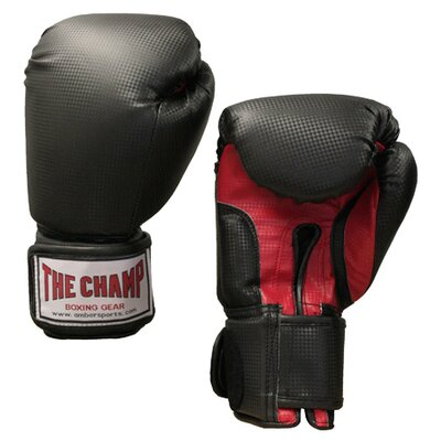 Amber Sporting Goods Champ Velcro Training Gloves