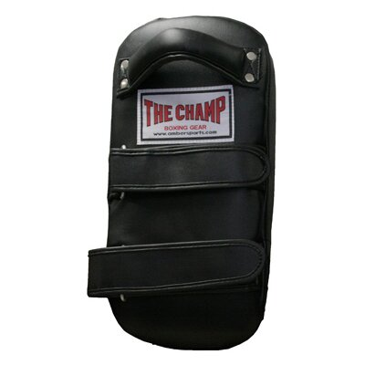 Amber Sporting Goods Large Champ Thai Pads