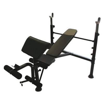Multi Purpose Weight Training Adjustable Olympic Bench