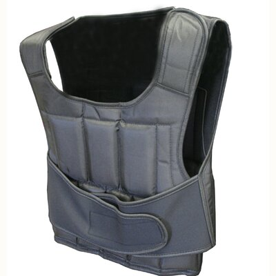 Amber Sporting Goods Extreme Adjustable Weighted Vest
