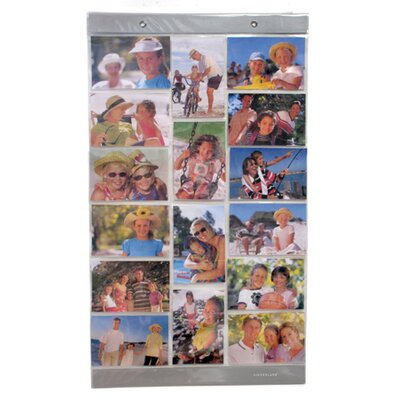 Kikkerland Horizontal / Vertical Photo Strip Picture Frame