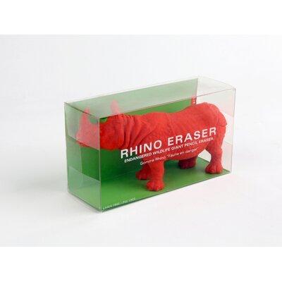 Kikkerland Rhino Eraser
