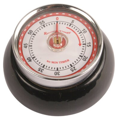 Kikkerland Magnetic Kitchen Timer