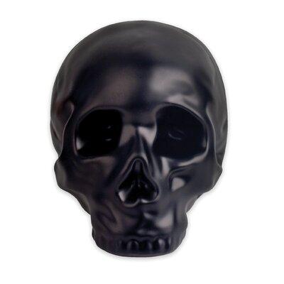 Kikkerland Coin Bank Skull