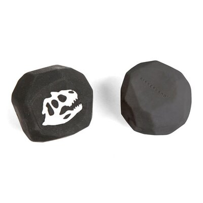 Kikkerland Fossil Erasers (Set of 2)