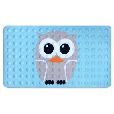 Kikkerland Bath Mat Owl