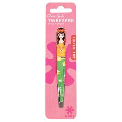 Kikkerland Glam Girl Tweezers