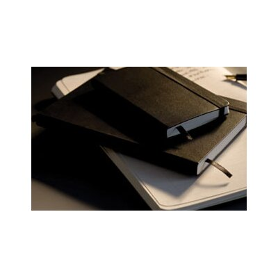 Kikkerland Large Plain Notebook