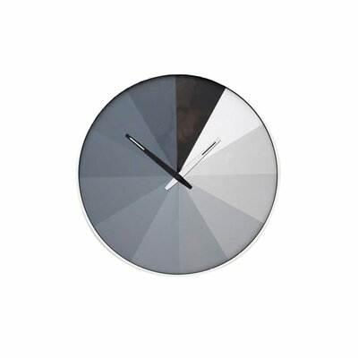 "Kikkerland 14.17"" Ultra Flat Wall Clock"