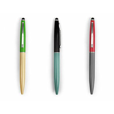 Retro Stylus Pen (Set of 3)